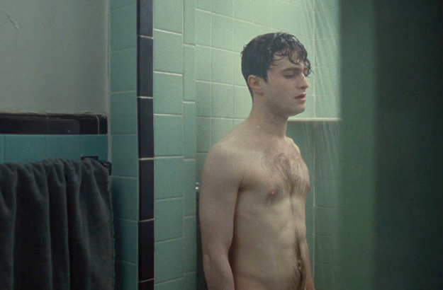 Just a reminder: Daniel Radcliffe's 25 years old. And he's hot.